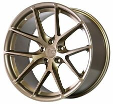 19x8.5 19X9.5 +35 AodHan LS007 5X114.3 Bronze RIMS Wheel 5X4.5 CONCAVE STAGGERED