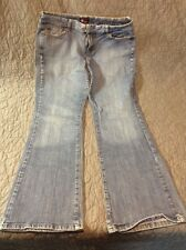 Women's Sexy Stretch Hipsters by NY Jeans for NY & CO. Size 12
