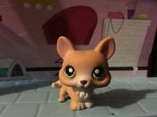 Authentic Littlest Petshop 183 Puppy Dog Corgi / Chien Hasbro LPS Pet Shop ,