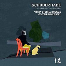 Schubertiade (CD, Dec-2015, 4 Discs, Alpha (Record Label))