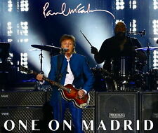 Paul McCartney - MADRID 2016 LIVE 2CD + Bonus DVDR - Limited & Numbered