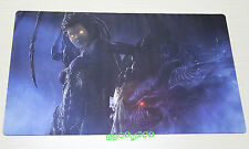 C1480 Free Mat Bag Starcraft 2 Kerrigan Large Game Mouse Pad TCG CCG Playmat