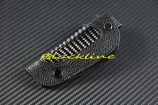 For Subaru Forester Impreza Legacy CARBON FIBER LEATHER REMOTE KEY COVER GLOVE