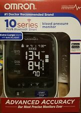Omron 10 Series Plus Bluetooth Smart Blood Pressure Monitor BP786