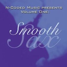 Smooth Sax Volume One by Various Artists (CD, Music, Jazz, N-Coded Music) NEW