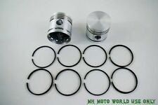 CJ750-Original pistons + rings M1/M1M 78.75mm m72  SUPER RARE
