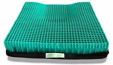 "Equagel ""The Protector"" Gel Seat and Wheelchair Cushion - 16 x 16 x 2.5  - NEW"