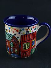 Tasse Becher Pott Keramik NEW VILLAGE - handmade in India 2er-Set - Gall & Zick