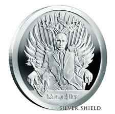 1 oz .999 fine Winter is Here Proof  SILVER SHIELD Putin  PRE- SALE 2017