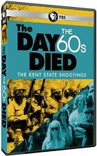 Day The 60s Died (2015, DVD NIEUW)