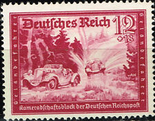 Germany WW2 Mercedes Auto Car Race 1941 MLH