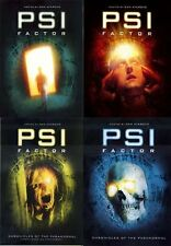 PSI Factor Chronicles of the Paranormal Complete DVD Set Collection Episodes Lot