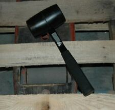 ATD Tools 4043 32 oz. Rubber Mallet with Fiberglass Handle