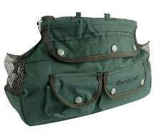 Danielson Green Canvas Fishing Creel Tackle Bag Adjustable Strap NEW With Tags