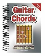 Guitar Chords: Easy-to-Use, Easy-to-Carry, One Chord on Every Page by Jackson, J