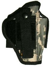 USA Made Tactical Holster 380 Auto Pistol Bersa Thunder Custom ZT Digital ACU