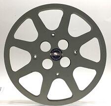 """JP Lilley & Son Gray Movie Film Reel 10 1/2"""" 1968 International Harvester VTG"""