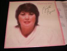 """GINETTE RENO  QUAND ON SE DONNE  12"""" Lp Vinyl~ Canada Pressing~MELON-MIEL MM503"""