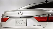 #566 PAINTED FACTORY STYLE SPOILER fits the 2013-2016 Lexus ES300/ ES350