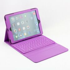 For Apple iPad Air 1st Gen Wireless Bluetooth Keyboard Leather Stand Case Cover
