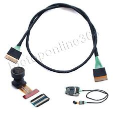 """15""""(38cm) Extension Cable and Lens D for 808 #16 HD Car Key Pocket Camcorder"""