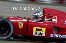 Ivan Capelli Ferrari F92A F1 Season 1992 Photograph 1