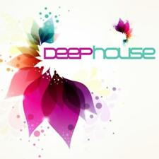 CD Deep House von Various Artists 2CDs