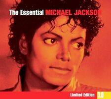 The Essential Michael Jackson [Limited Edition 3.0] [Slipcase] (CD, Aug-2008)