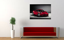 2013 ALFA ROMEO 4C NEW GIANT LARGE ART PRINT POSTER PICTURE WALL