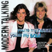 MODERN TALKING - YOU'RE MY HEART YOU'RE MY SOUL / CD - TOP-ZUSTAND