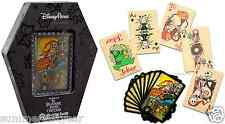 The Nightmare Before Christmas Playing Cards In Coffin Box Disney Parks