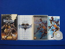 psp KINGDOM HEARTS Birth By Sleep *x Special Edition PAL UK Version
