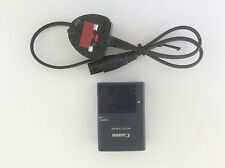 Genuine Canon Digital Camera Battery Charger CB-2LXE & Mains Lead IXUS 960 970