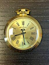 Vintage Kronotron Lifetime Mainspring Train Pocket Watch