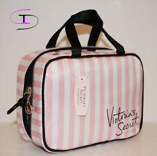 NWT Victoria Secret Small Strip Travel Accessory Hanging Case VS 1133E