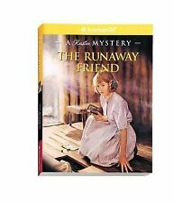 The Runaway Friend: A Kirsten Mystery (American Girl Mysteries)-ExLibrary