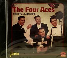 THE FOUR ACES 'The Hits...And More' - 2CD Set