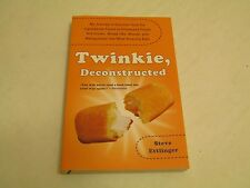 Twinkie, Deconstructed (Softcover)