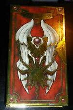 CARDCAPTOR SAKURA TAROT BOX CARD CARTE THE CLOW MADE IN JAPAN ULTRA RARE