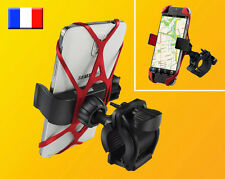 Support universel GPS Tomtom Garmin smartphone moto vélo quad guidon scooter