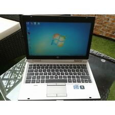 "NOTEBOOK 12.5"" HP ELITEBOOK 2560p QUAD CORE i5-2520M 2.50ghz professionale"