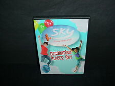 Decorating Places Sky DVD Video Vacation Bible School