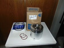 CUMMINS ISX QSX ISX15 PISTON KIT PART # 4089608