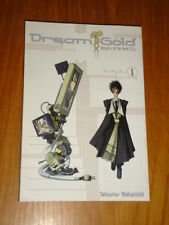 DREAM GOLD KNIGHTS IN THE DARK CITY VOL 1 ADL MANGA NAKANISHI GRAPHIC NOVEL