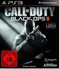 * ps3 jeu Call of Duty Black Ops 2 * comme NEUF! * allemand playstation 3 top! *