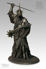 MORGUL LORD STATUE SIDESHOW WETA LORD OF THE RINGS RINGWRAITH WITCHKING LOW #12