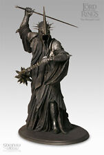 MORGUL LORD STATUE SIDESHOW WETA LORD OF THE RINGS RINGWRAITH WITCHKING LOW #11