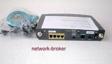 Cisco 877W-G-E-M-K9 877 Router 128MB RAM 28MB Flash WLAN Wireless AP Annex M