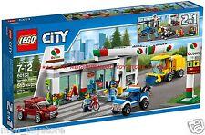 PRONTA CONSEGNA - LEGO 60132 CITY STAZIONE DI SERVIZIO SERVICE STATION