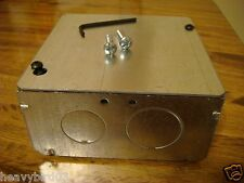 #141 EXTRA LARGE PERMANENT OR MAGNET LOCKING HIDDEN DIVERSION SECRET SAFE, CAN